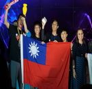 Champion in the 2014 World Robot Olympiad (WRO)