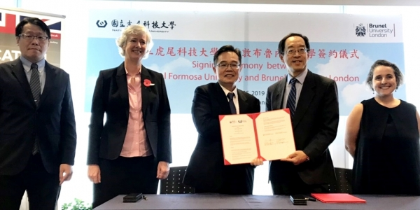 Taiwan and UK Cultivating Next-Gen Smart-Machine Talents through University Collaboration