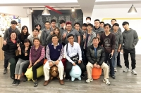 NFU Dormitory Learning Resources Center Holds Opening Ceremony and Club Exhibition